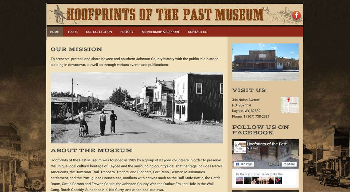 Hoofprints of the Past Museum