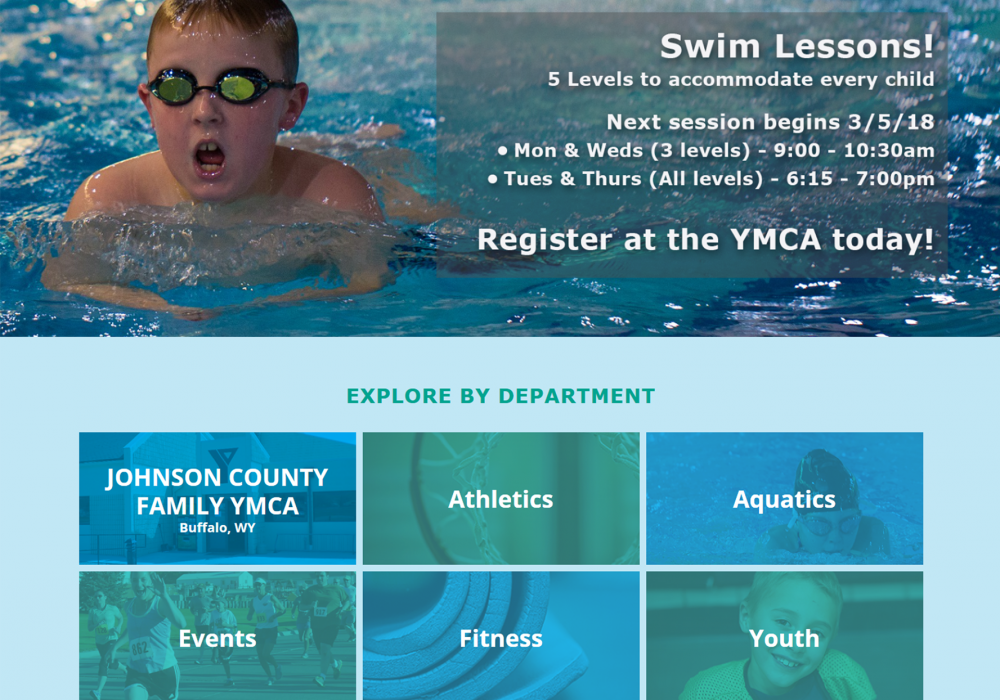 Johnson County Wyoming YMCA